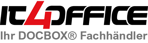 it4office - DOCBOX Fachhändler - Logo